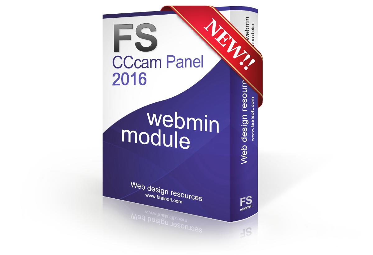 CCcam Panel - FaalSoft